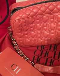 CH red bag