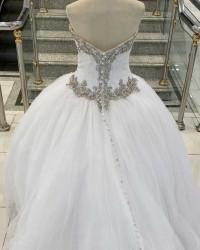 فستان عروسه امريكي