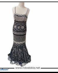 فستان مصمم لبناني