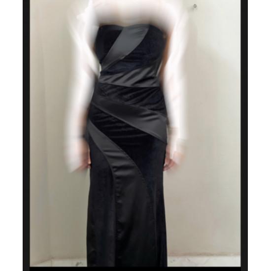فستان سهرة ناعم
