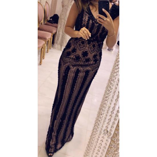Black Fancy Dress