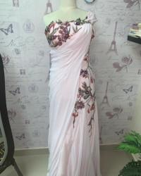 فستان ماركة عدنان أكبر