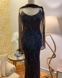 فستان ماركة Demetry
