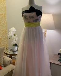 فستان بناتي ناعم