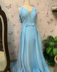 فستان جديد ماركة تركيه